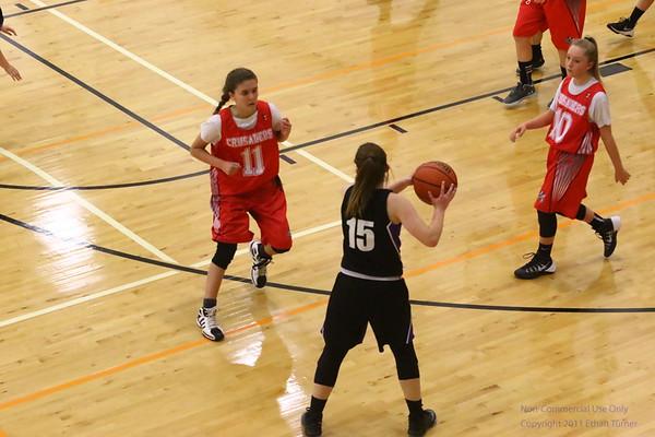 2017-10-28 Calvary Girls Basketball