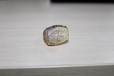 1999 St.louis rams superbowl ring NFL