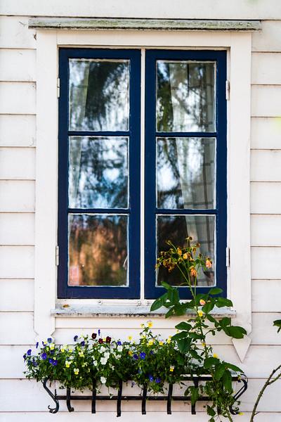 A window display