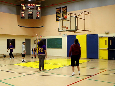 James Bay Youth Basketball 2010 March 17th