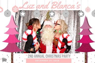 Luz and Blanca's Christmas