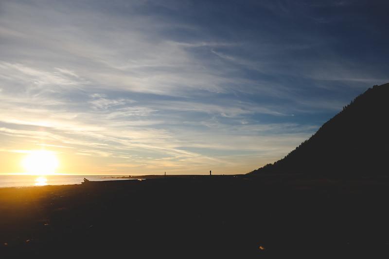 Sunrise Over Big Flat