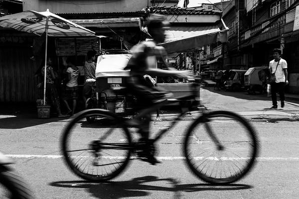 Philippines, Manila, People