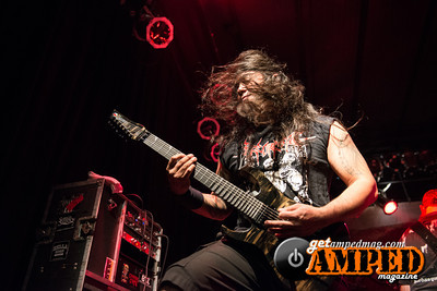 Killswith Engage, Shadows Fall and Acaro at Vinyl Music Hall