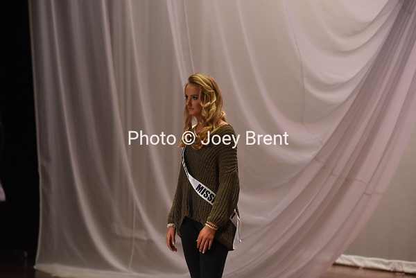 Miss Mississippi United States - Saturday Rehearsal 3-3-18