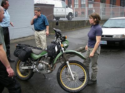 Rebecca's Bike