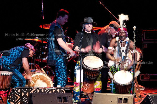 Sayon Camara & the Landaya Ensemble