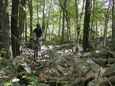 2005 RCST Mountain Bike BASH
