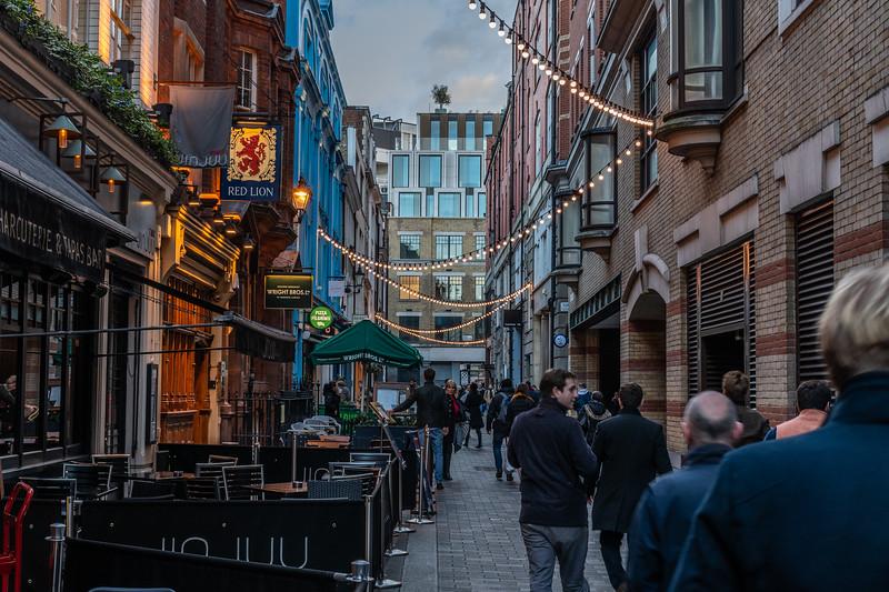 Kingly Street, London
