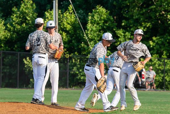 William Monroe baseball versus Lightridge 2021