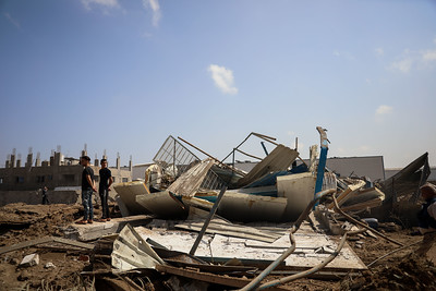 Gaza escalation
