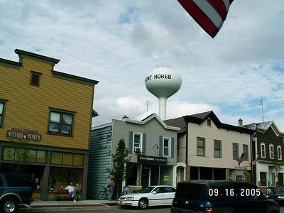 Wisconsin2005 -- Mt. Horeb -- downtown