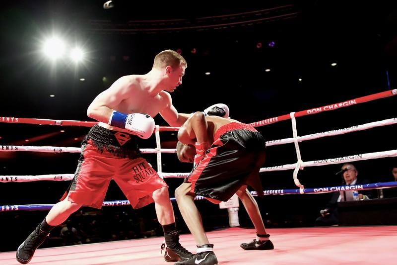 Cache Creek Boxing Card 4-15-17