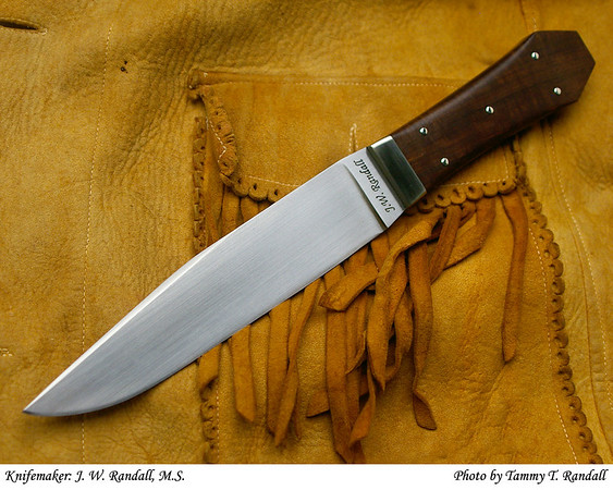 JW Randall Bowie Knives