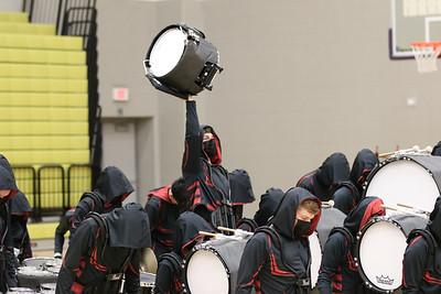 March 27, 2021 - Indoor Drumline