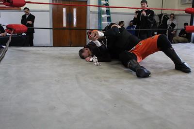 Kevin Castro vs. Blaze Bazuco