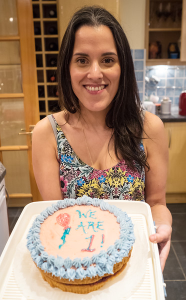 0221 SFLH(TCH) 1st Birthday Cake