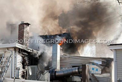 Amato's Pizza 2nd Alarm (New Haven, CT) 1/14/12