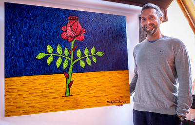 Růže na poušti