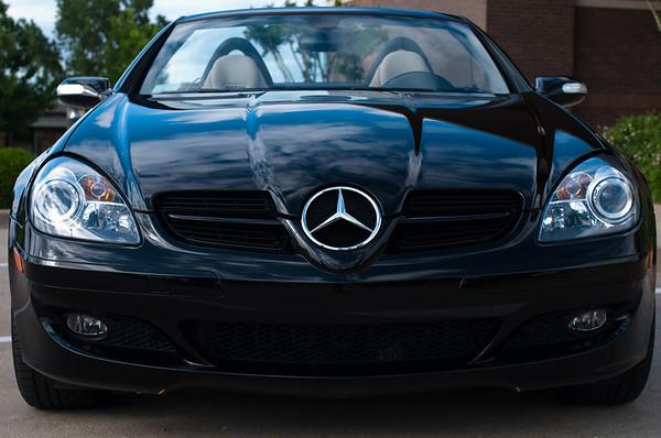 2007 Mercedes SLK280