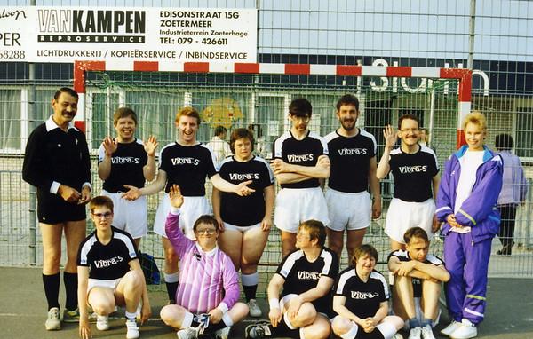 Gemini/Start 1991Lustrumweek