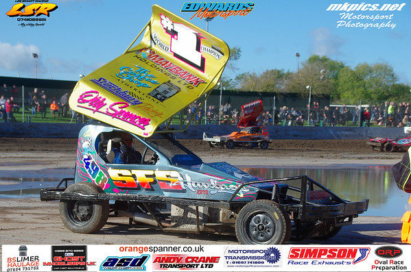 V8 Hot Stox from Northampton