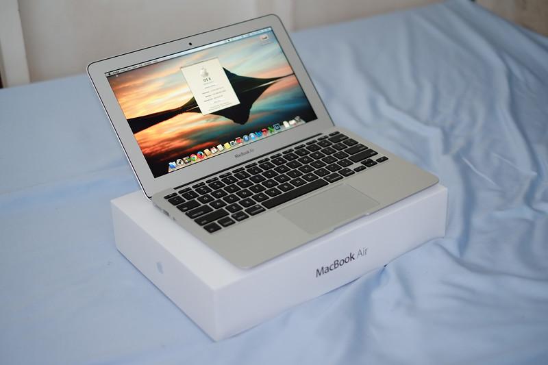 """MacBook Air 11"""" 2013"""