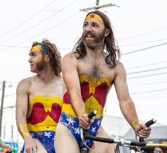 Fremont Solstice Parade 2017
