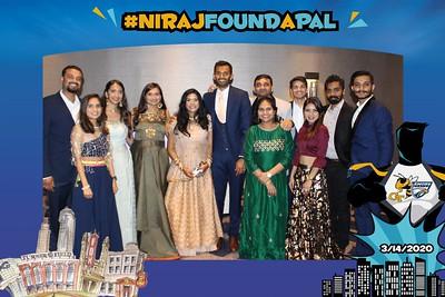 Niraj and Pallavi Engagement-3/14/2020
