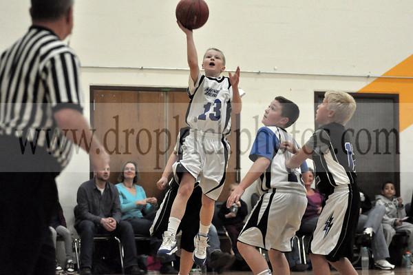 2012 Basketball at AV