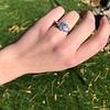 2.50ctw Emerald Cut Diamond 3-stone Ring, GIA E VS1 17