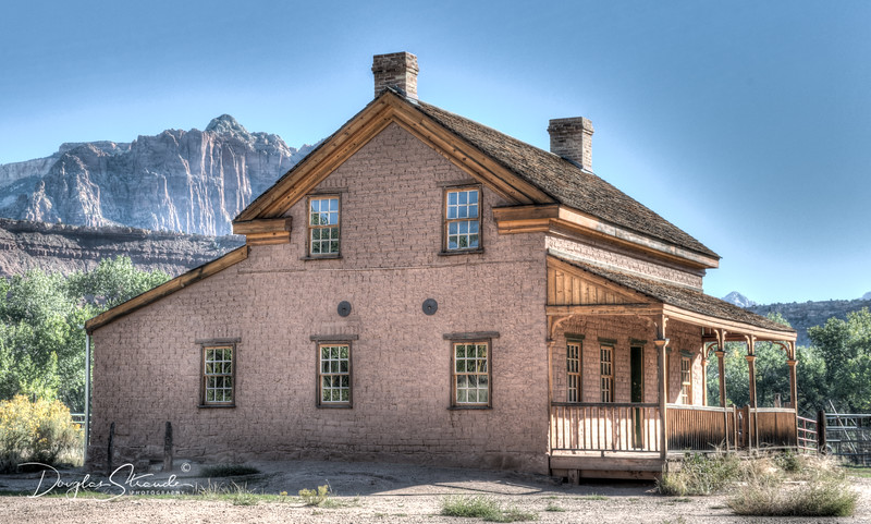 Ghost Town: Grafton, Utah