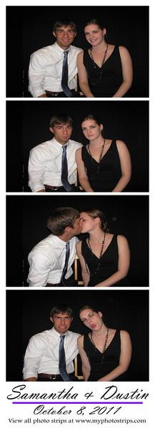 Samantha & Dustin (10-8-2011)