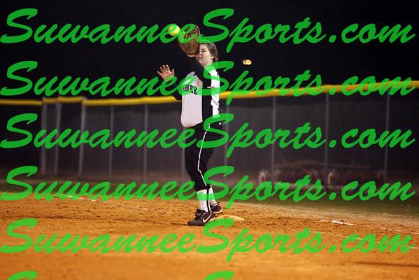 Suwannee High School Softball 2009