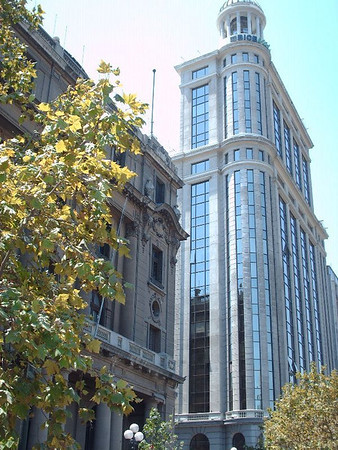 The beautiful Chilean Capital-NOT MINE