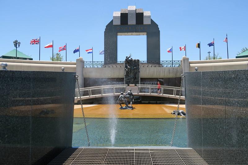 National D-Day Memorial, VA (6-21-15)