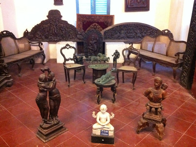 Government Museum - Pondicherry Museum