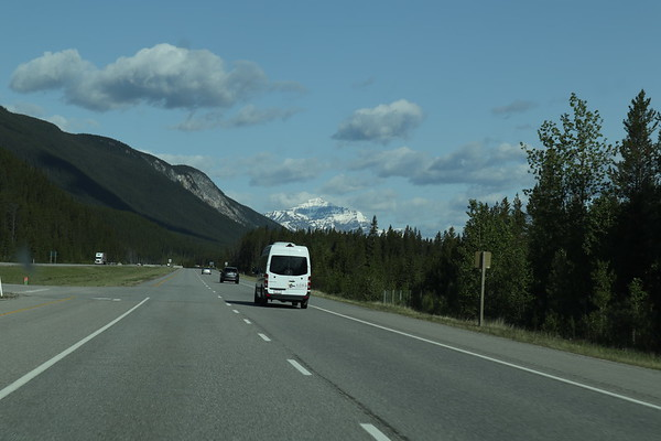 Day 3 Jasper Columbia Icefield Glacier and Sky walk
