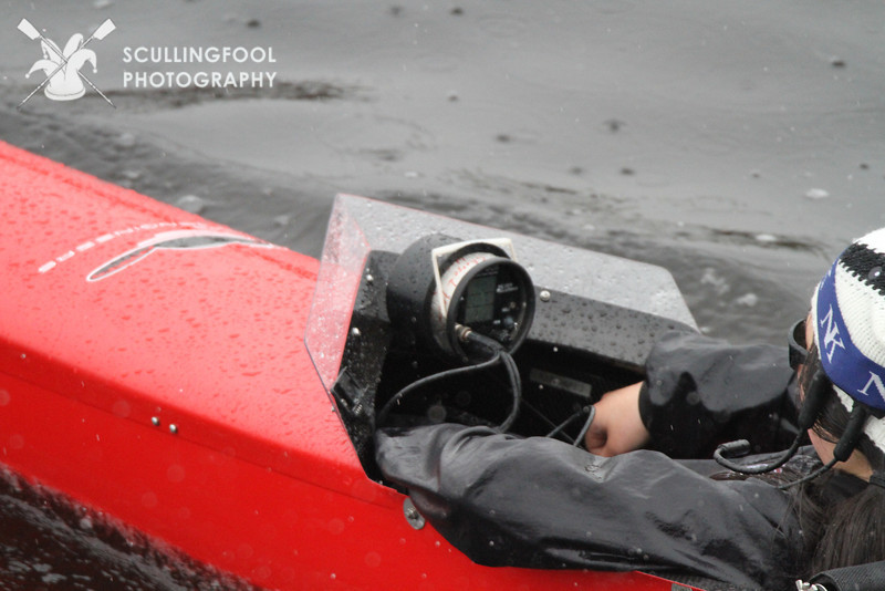 Thank your coxswain for driving in the rain