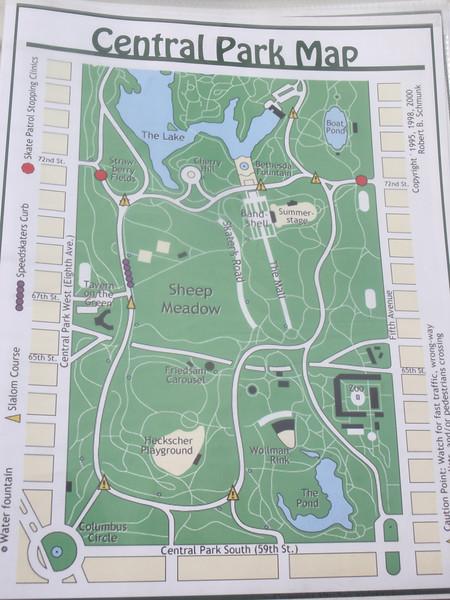 031_New York City. Central Park Tour. Map.JPG