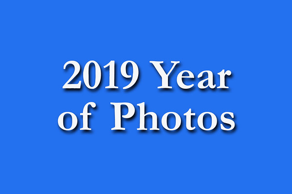 2019 Year of Photos