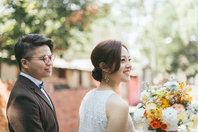 Pre-wedding | JS + Ni