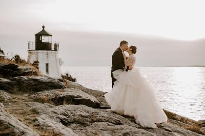 Danielle and Scott (Wedding)
