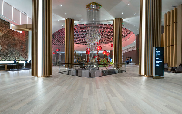 2017 MGM National Harbor by Studio Gaia (NOT retouched)