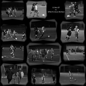 11 Nov 07 vs FC Crush Academy Navy lose 3 to 0