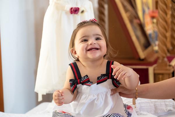 2019 - 07 - 07 Βάπτιση Μαρίλεια