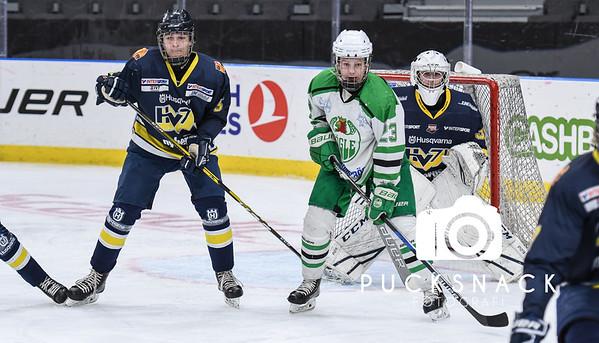 Scandinavium Cup match 12 2018-12-28: HV71 - Rögle BK