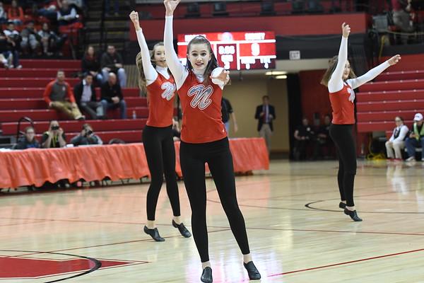 Dance @ Girls State Basketball