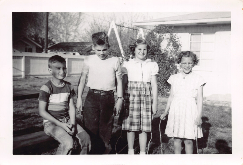 Jeff Shafer, Duane, Donna Shafer, Karen