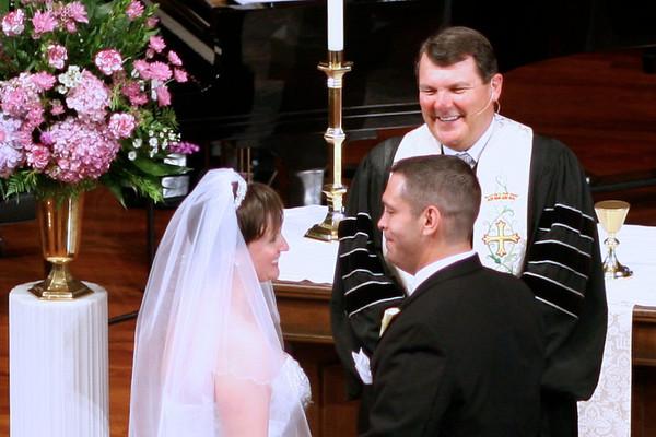 Krista and Matt: The Ceremony